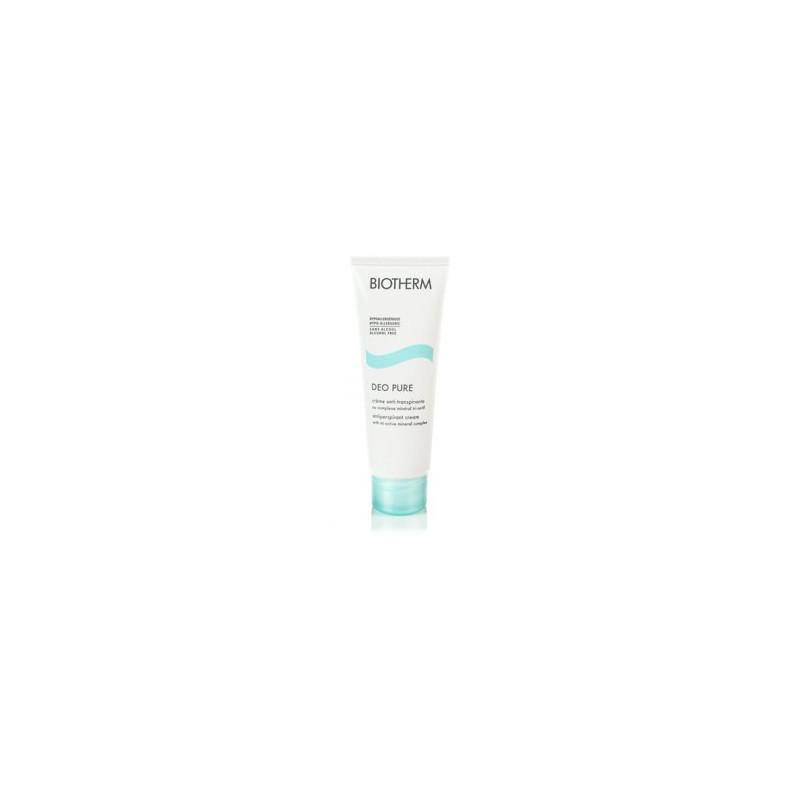 Déodorant Pure Crème Anti-Transpirante - Tube 75 ml