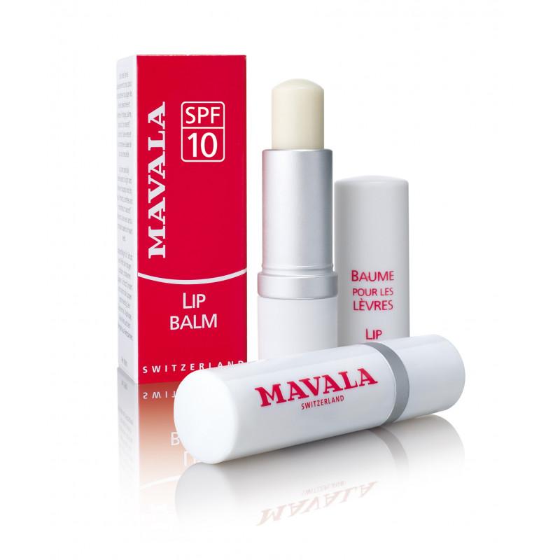 Baume pour les Lèvres Mavala - Protecteur et Réparateur