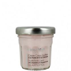 Mini Crème Corps FRAISE GRENADE - 40 ml