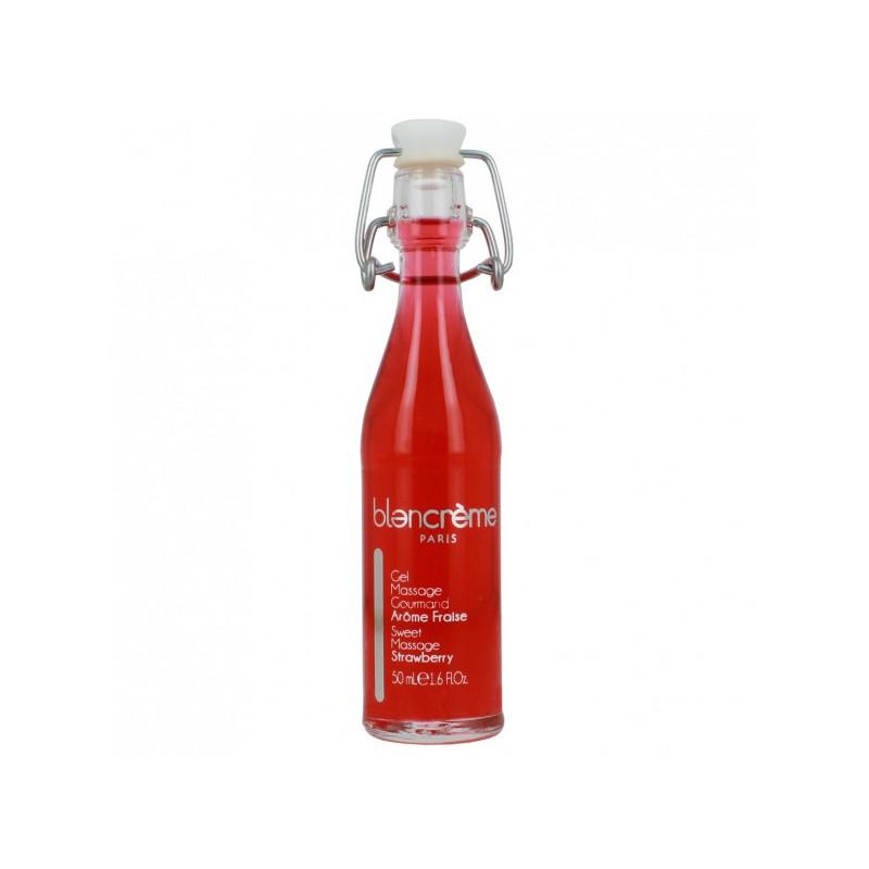 Gel Massage Gourmand FRAISE - 50 ml