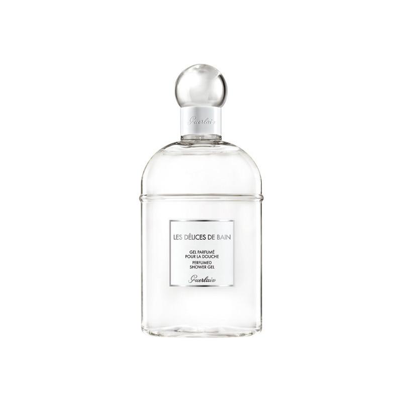 Les Délices de Bain Gel Parfumé pour la Douche - 200 ml