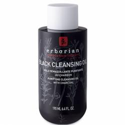 Black Cleansing Oil Huile Démaquillante Purifiante au Charbon - 190 ml