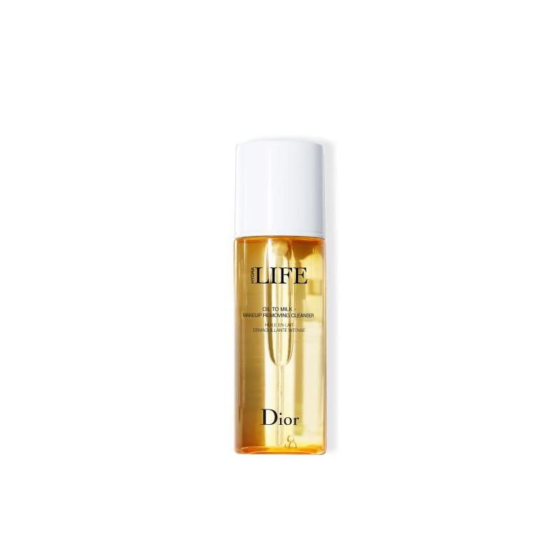 Dior Hydra Life Huile en Lait Démaquillante Intense - 200 ml