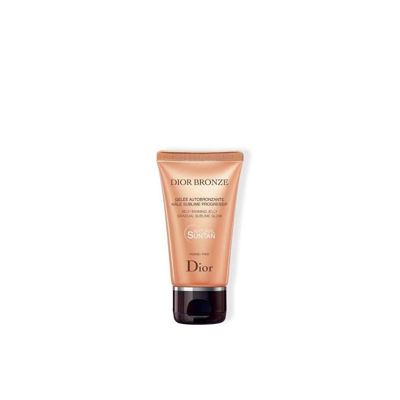Dior Bronze Gelée Autobronzante Hâle Sublime Progressif  Visage - 50 ml
