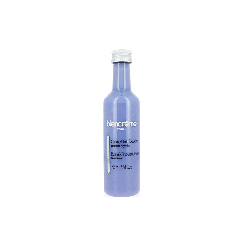 Crème Bain Douche MYRTILLE - 75 ml