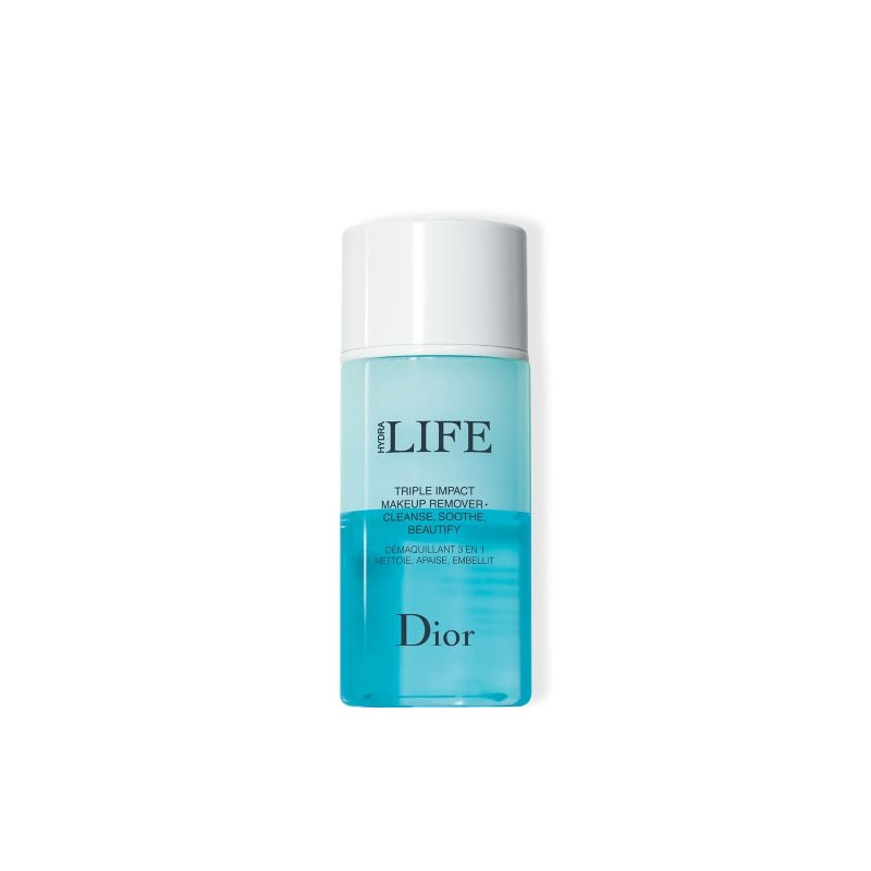 Dior Hydra Life Démaquillant 3 en 1 Nettoie, Apaise, Embellit - 125 ml