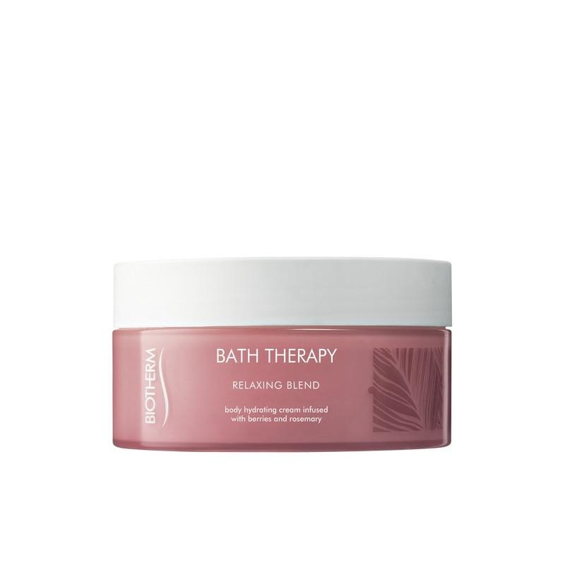 Bath Therapy Crème Corps Hydratante Relaxante - 200 ml