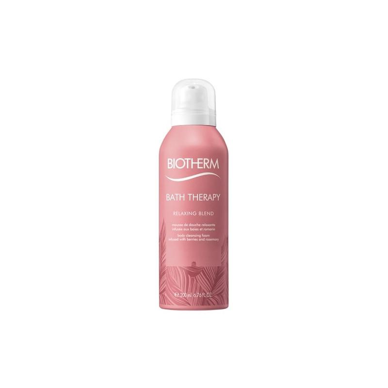Bath Therapy Mousse de Douche Relaxante - 200 ml