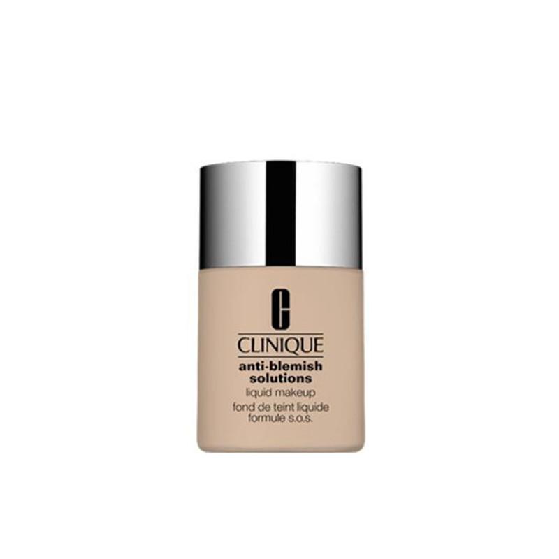 Anti-Blemish Solutions Liquid Makeup / Fond de Teint Liquide Formule S.O.S