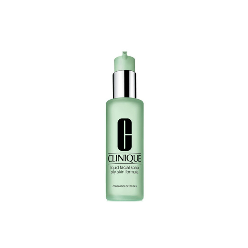 Liquid Facial Soap Oily Skin Formula / Savon Visage Liquide Tonique - 200 ml