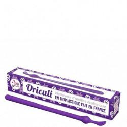 Oriculi en Bioplastique Violet